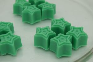 Eucalyptus stars soy wax